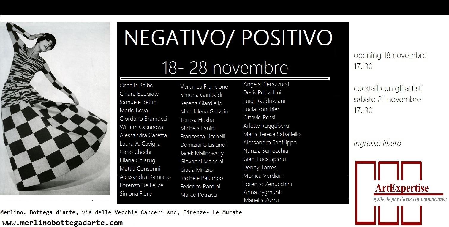 Negativo Positivo_Locandina