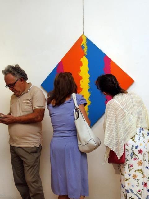 Maria Teresa Sabatiello a Bologna - Traces de Vie