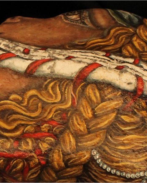 Un'Anima di Pietra, un Racconto: LaMiaDama