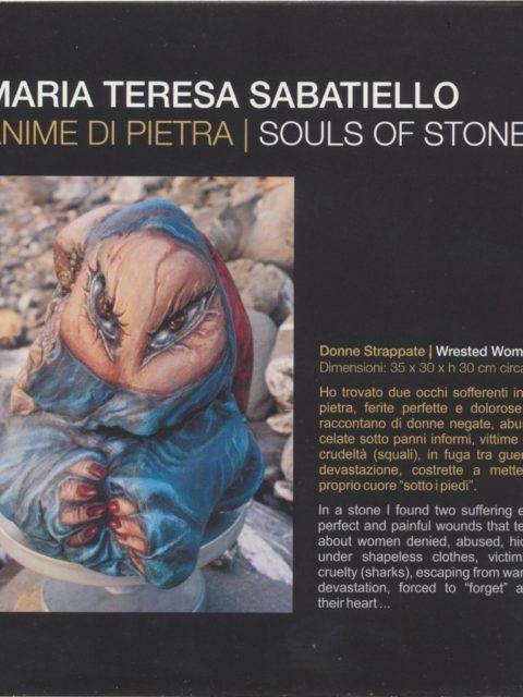 Maria Teresa Sabatiello - Brochure 2014