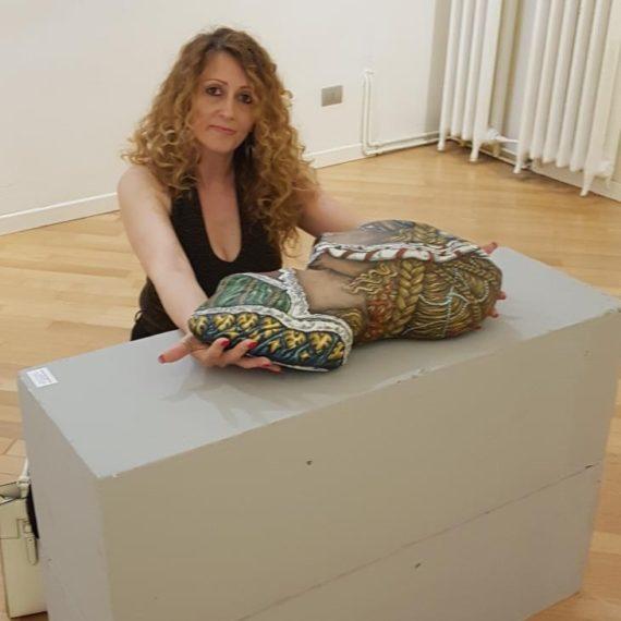Maria Laura Berlinguer presenta le Anime di Pietra