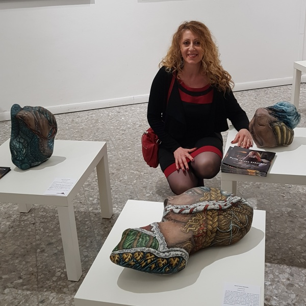 """""""Tra Forma e Colore"""" a cura di Annalisa Perriello"""